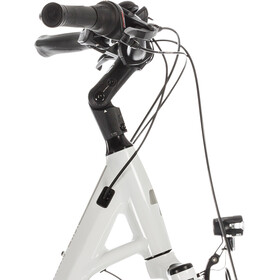 Cube Town Hybrid Pro 500 Easy Entry white'n'silver